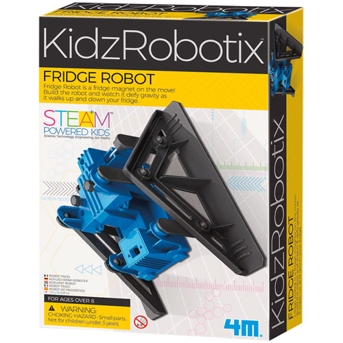 Fridge Robot 4M STEAM Kit - Image one