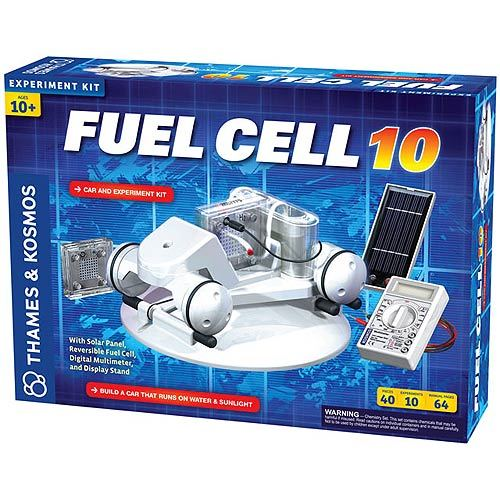 Fuel Cell 10 Kit - Image one