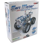 Salt Water Fuel Cell Monster Truck.