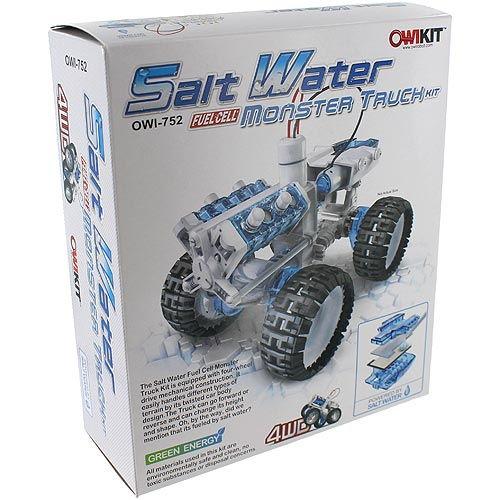 Salt Water Fuel Cell Monster Truck by xUmp com