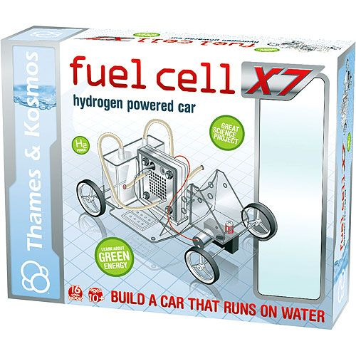 Fuel Cell X7 Kit - Image one