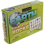 GeoCentral Sedimentary Rock Science Kit .