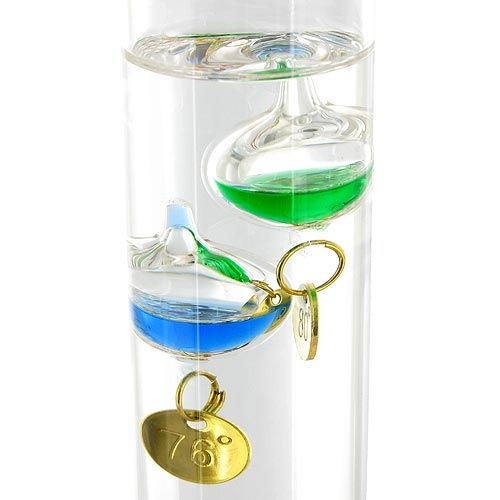 12 inch Galileo Thermometer - Image two