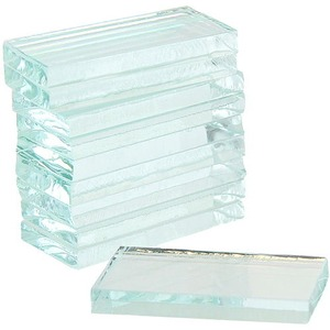 Glass Plates - 10 pack - Image One