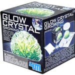 Glow Crystal Growing 4M Kit.