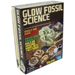 Glow Fossil Science 4M Kit.