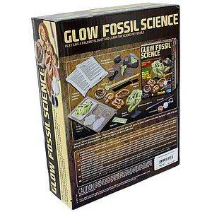 Glow Fossil Science 4M Kit (Image One) @ xUmp.com