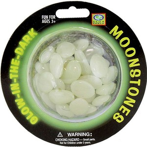 Glow-in-the-Dark Moonstones - Image One