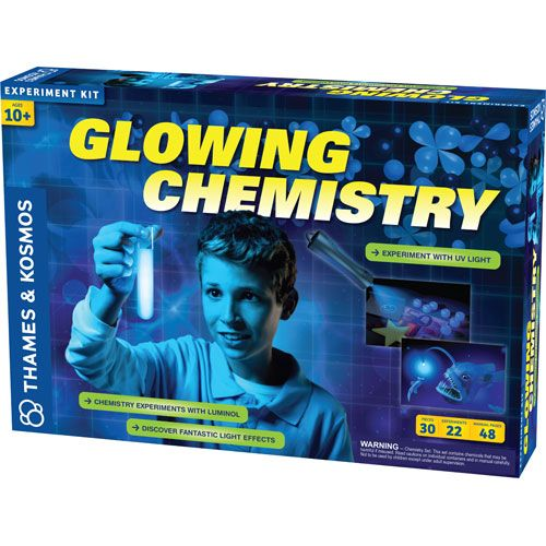Glowing Chemistry Kit - Image one