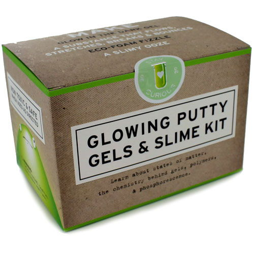 Glowing Gel Experiment Kit - Image two