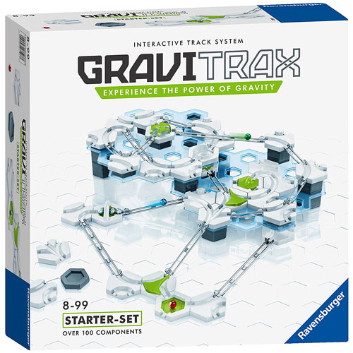 Gravitrax Starter Set - STEM Marble Run with VR - Image one