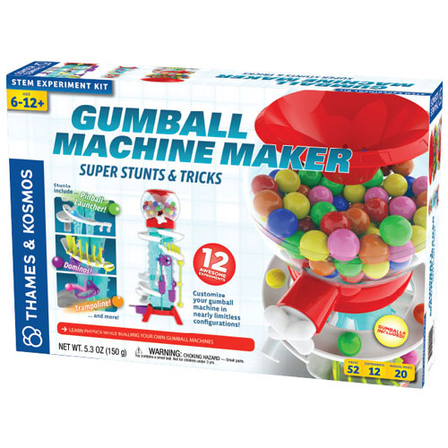 Gumball Machine Maker Kit - Image one
