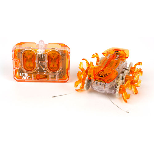 HEXBUG Fire Ant with IR Remote Control - Image one