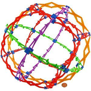 Hoberman Original Mini Sphere - Image One