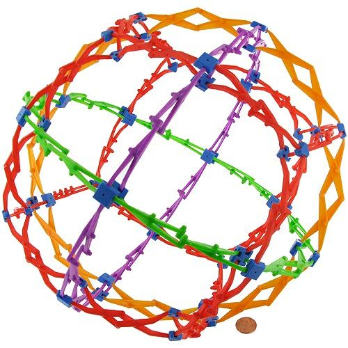 Hoberman Original Mini Sphere - Image two