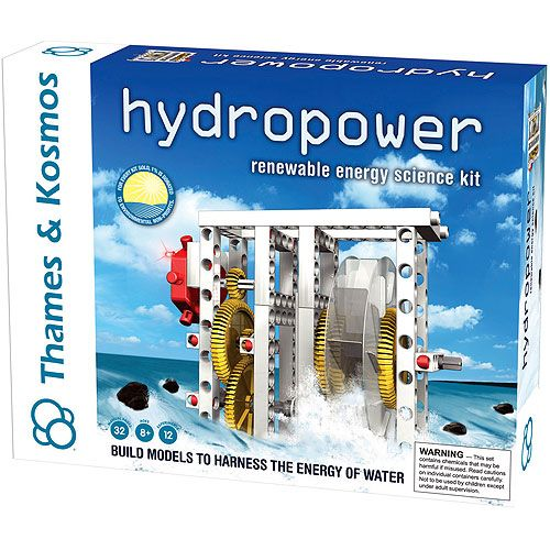 Hydropower Science Kit - Image one