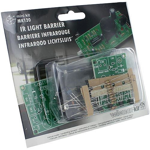 IR Light Barrier Solder Kit - Image one