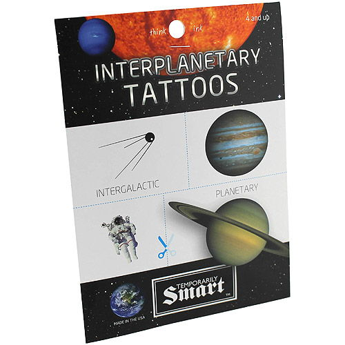Interplanetary Tattoos - Image one