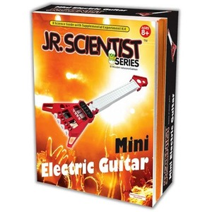 Jr. Scientist Mini Electric Guitar Kit (Image One) @ xUmp.com