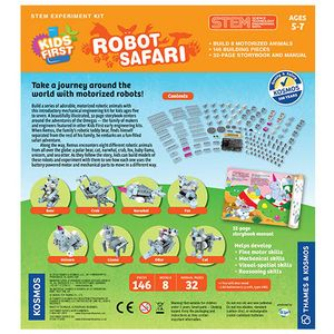 Kids First Robot Safari Kit - Image two
