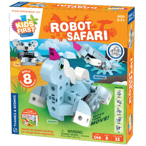 Kids First Robot Safari Kit - Image one