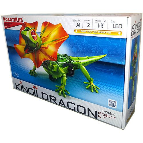 Kingii Dragon Robot Kit - Image one