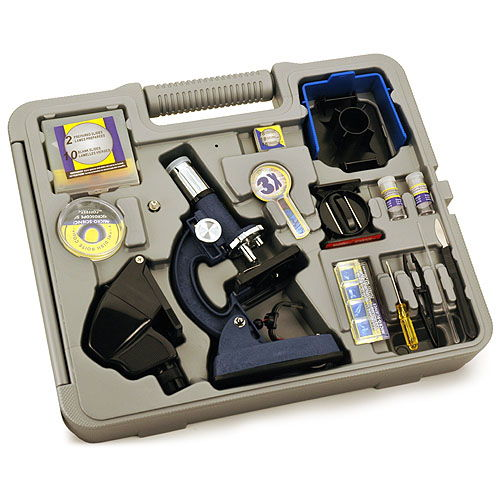 KonusScience 5 Way Microscope Kit  (Image One) @ xUmp.com