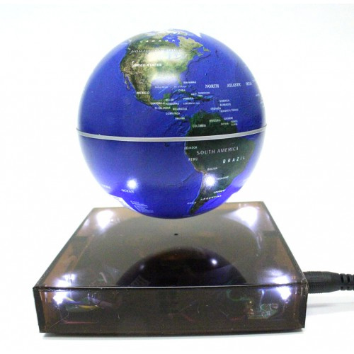 Levitating Globe - Image one