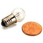 Mini Lightbulbs - 1.5V E10 - Pack of 10.