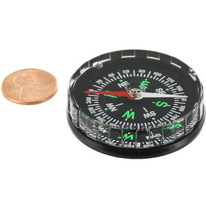 Liquid Filled Compass - 1.75 inch - Image One