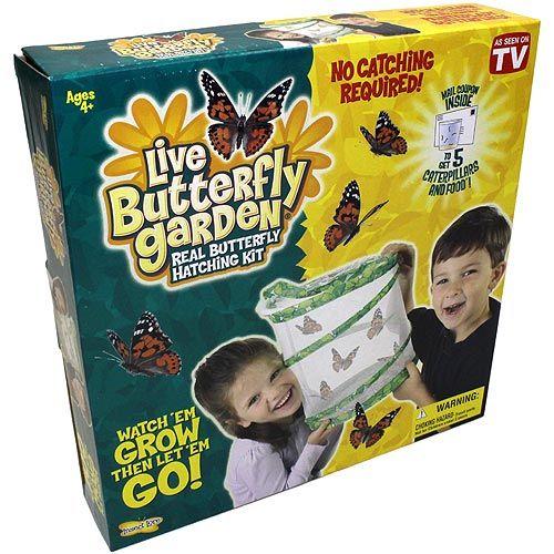 Original Butterfly Garden Kit with Voucher | $24.99