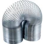 Long Metal Coil Spring - Extends to 30 feet.