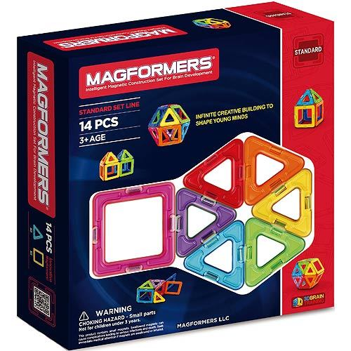 Magformers - 14pc Set - Image one