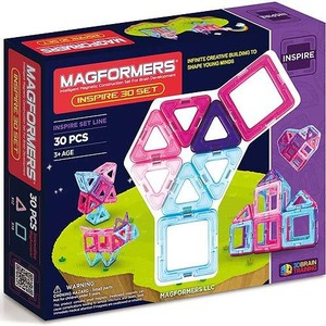 Magformers Inspire Set - 30pc - Image One
