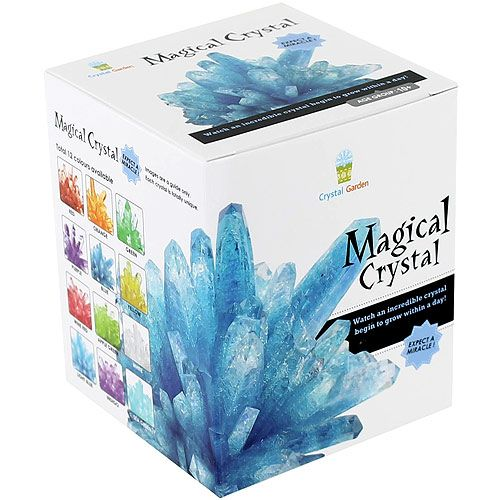 Magical Crystal - Blue - Image one