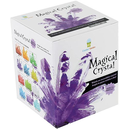 Magical Crystal - Purple - Image one