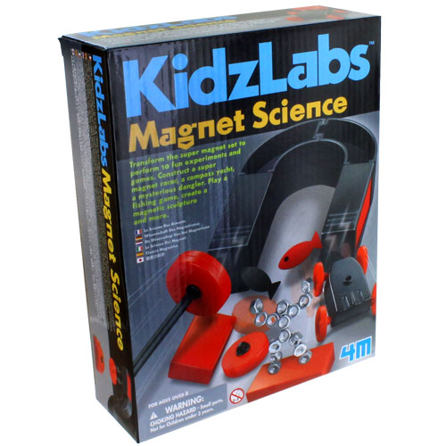 Magnet Science 4M Kit - Image one