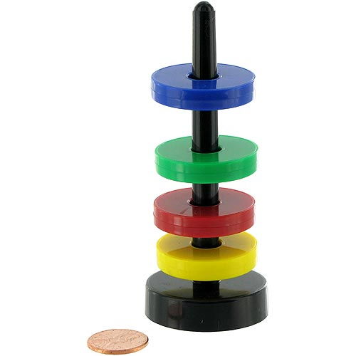 Magnetic Rings and Stand Set - Image one