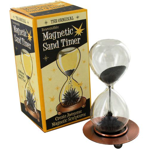 Magnetic Sand Timer - Image one