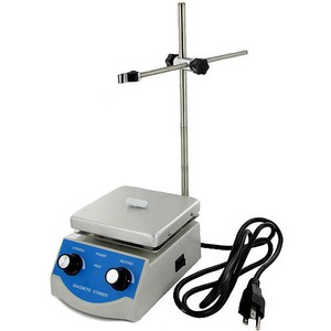 Hot Plate with Magnetic Stirrer - Image One