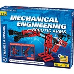 Mechanical Engineering: Robotic Arms.