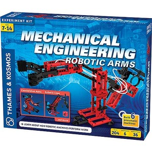 Mechanical Engineering: Robotic Arms - Image One