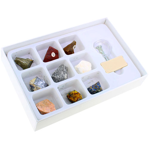 Metallic Minerals Science Kit - Image two