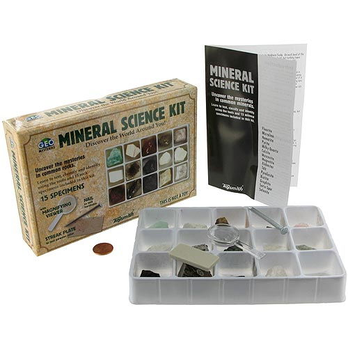 Mineral Science Kit - Image one