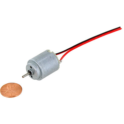 Mini Hobby Dc Motor 3 6v By