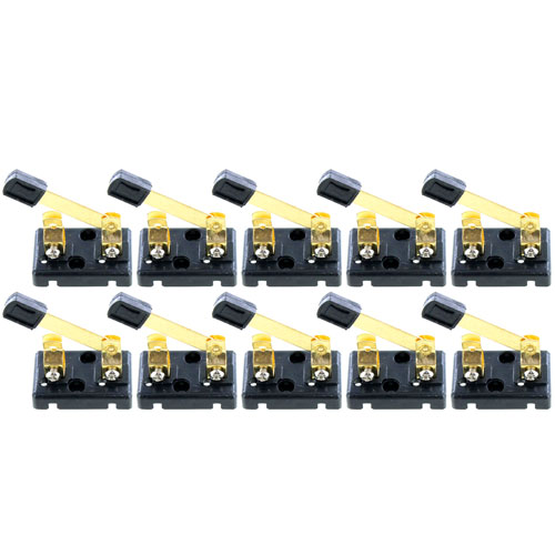 Mini Knife Switch - 10 pack - Image one