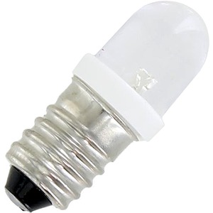 Mini Led Light Bulb White 3v Dc E10 By Xump