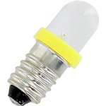 Mini LED Light Bulb - Yellow - 3V DC E10.