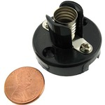 Mini E10 Lamp Receptacle.