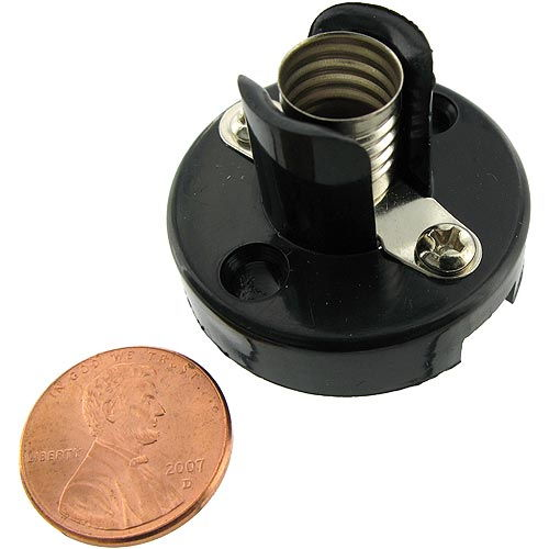 Mini E10 Lamp Receptacle - Image one